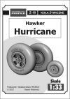 Hawker Hurricane - resin wheels