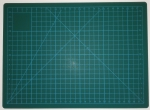 Universal cutting mat - 30 x 22 cm - 2 mm