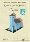Cernin - church of St.Jacob