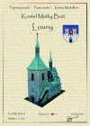 Louny - church of Mother of God