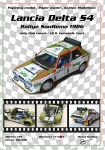 Lancia Delta S4 (Team Jolly Club Lancia)