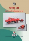 Tatra 128 with fire engine pump