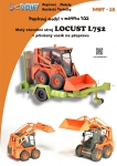 LOCUST L752 with trailer