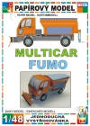 Multicar Fumo (snowplow)