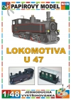 Locomotive U47 with wagon