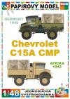 Chevrolet C15A cab.13 (two models)