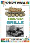 SdKfz. 138/1 Grille (Kursk)