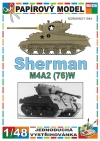 M4A2(76)W Sherman (Normandy)