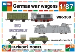 German military train (WW2)