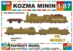 Armoured train Koyma Minin