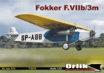 Fokker F.VII/3m - airliner (discounted)