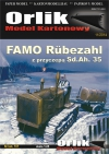 FAMO Rubezahl with trailer Sd.Ah.35