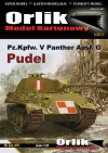 "Pz.Kpfw. V Panther Ausf. G ""Pudel"""