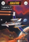 Arsen-7 space fighter