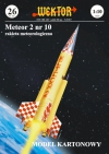 Meteor-2 no 10 rocket