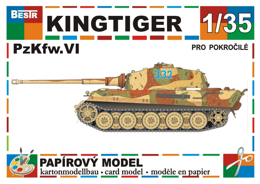 Pz Kpfw  Vi Ausf  B Tiger Ii