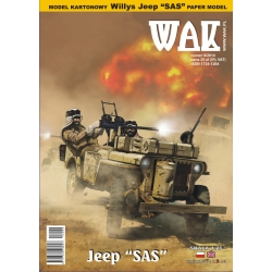 "Willys MB Jeep ""Special Air Service"""